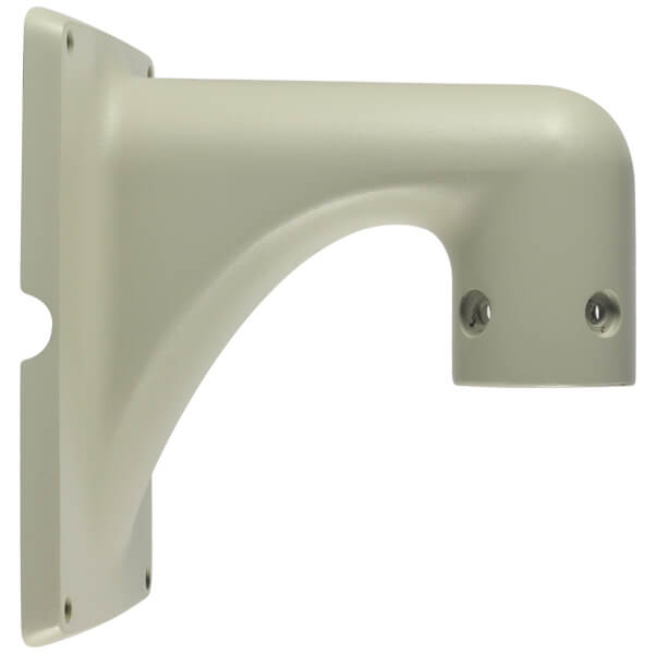 Base metalica de pared, para camara PTZ modelo LS-CP416IR, color Beige