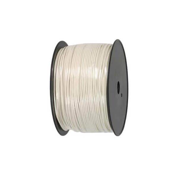 Cable UTP por metro, categoria 5e, 100% cobre.