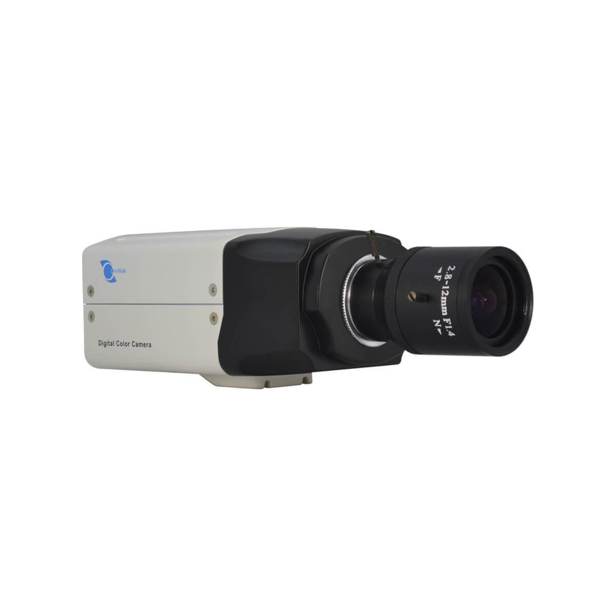 Camara Box, 1/3 SONY Exmor CMOS, 1200TVL, montura C/CS, IR-CUT - Linemak
