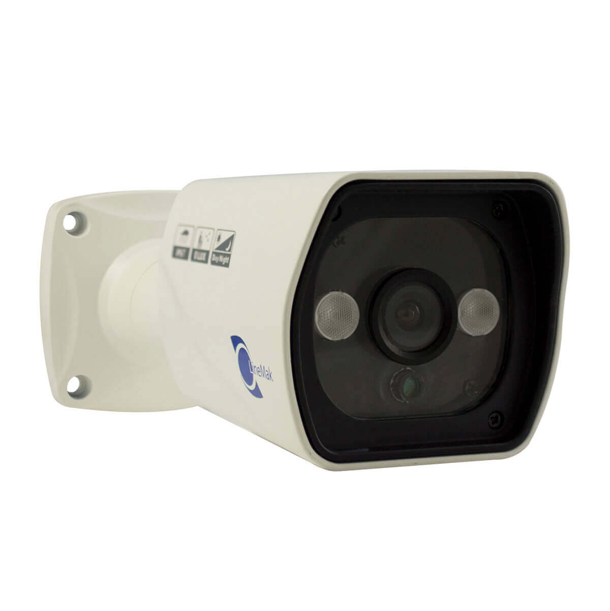 Camara bazuca, HD digital 1/3, 800TVL, 2 LEDs Array, 30~40m IR, IP67
