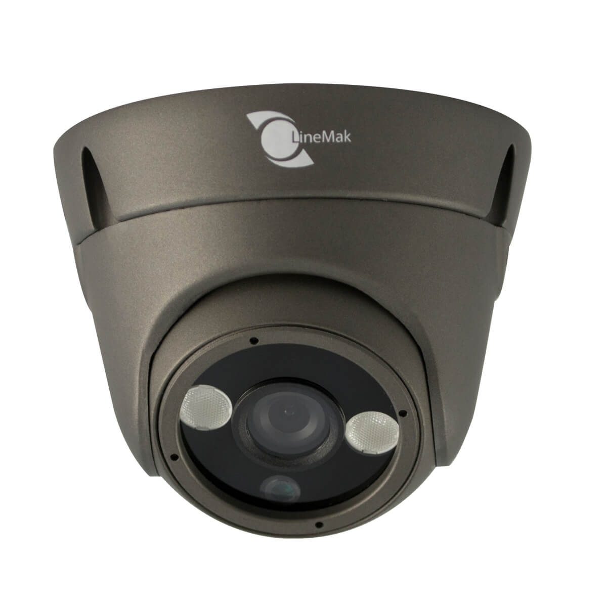 Camara tipo domo, HD Digital 1/3, 800TVL, 2 LED Array, 25m~30m IR