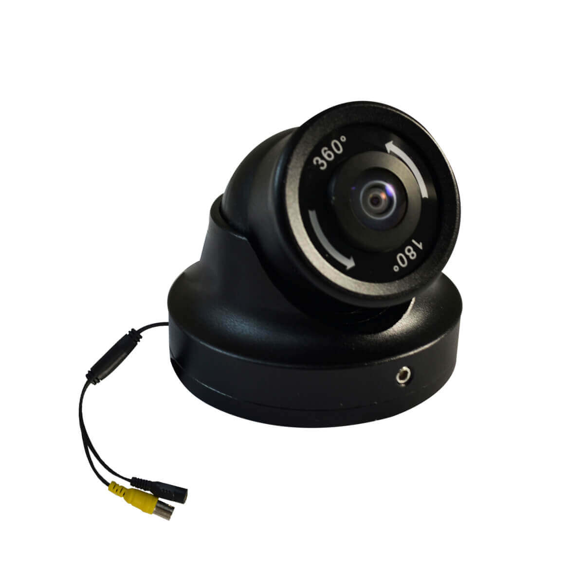 Mini camara tipo domo, Sensor Sony CCD 1/3, resolucion 600TVL, IP66