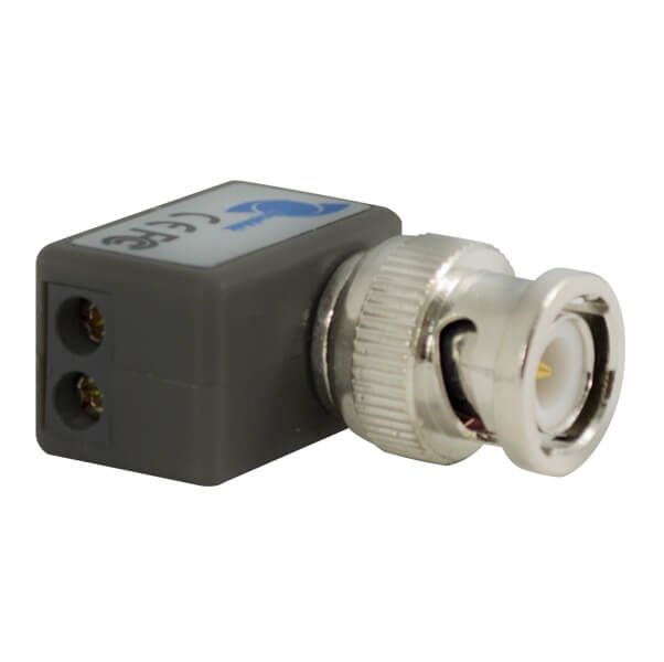Video balun pasivo, 600 metros