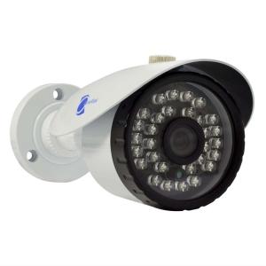 Camara Bazuca HD-CVI, 1/3 Sensor CMOS, 1Mp, lente 3.6mm, 30 LED, IP66