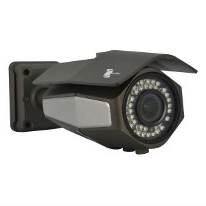 Camara Bazuca HD-CVI, Sensor CMOS de 1/3, 1Mp, 42 LED, 42 LED, IP66