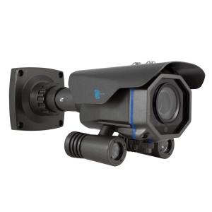 Camara Bazuca, 1/3 SONY CCD, 700TVL, lente varifocal, 2 LED, IP66