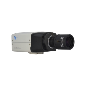 Camara Box, 1/3 SONY Exmor CMOS, 1200TVL, montura C/CS, IR-CUT