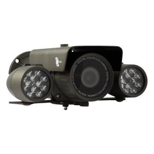 Camara bazuca para interiores, CCD Sony 1/3, 800TVL, 24 LEDs, 40m IR