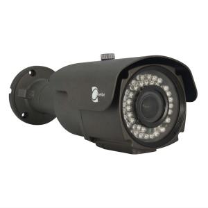 Camara tipo bazuca, Sensor CCD Sony 1/3, 800TVL, 42 LED, 40m IR, IP66