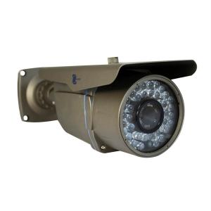 Camara tipo bazuca, Sensor CCD HD 1/3, 600TVL, 36pzs LEDs, IR-CUT
