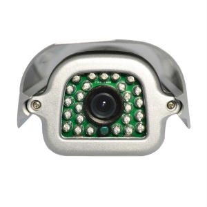 Camara tipo bazuca, Sensor CCD Sony 1/3, 480TVL, 25 LEDs, 25m IR, IP66