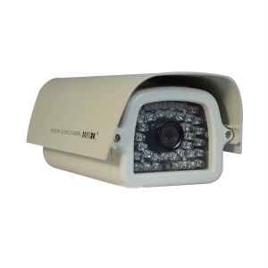 Camara tipo bazuca, Sensor CCD Sony 1/3, 540TVL, 42pzs LEDs, 40m IR