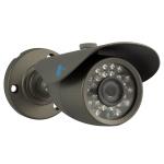 Camara tipo bazuca, Sensor CCD Sony 1/3, 700TVL, 24 LEDs, 20m IR, UTC