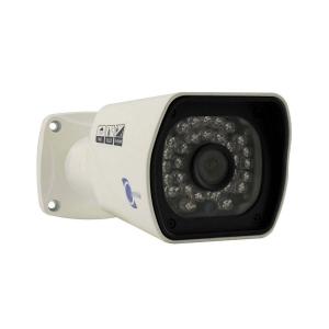 Camara bazuca, Sensor CCD Sony 1/3, 700TVL, 30 LEDs, 20~30m IR, IP67