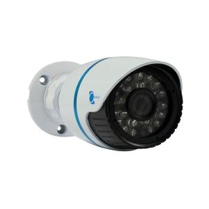 Camara tipo bazuca, Sensor CMOS HDIS 1/2.8, 1200TVL, 24 LEDs, 20m IR