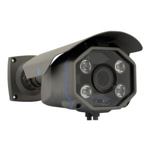 Camara bazuca, Sensor CMOS HDIS 1/2.8, 1200TVL, 4 LED Array, 80m IR