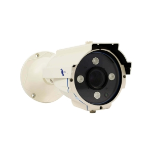 Camara tipo bazuca, Sensor HD digital 1/4, 700TVL, 4 LED Array, IP66