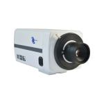 Camara IP tipo box, 1/3 CMOS con sensor dual-core 32bit DSP(TI Davinci DM365), 1.3MP, PoE, Lente 8mm