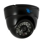 Camara tipo domo, Sensor CMOS 1/4, resolucion 700TVL, 24 LEDs, 20m IR