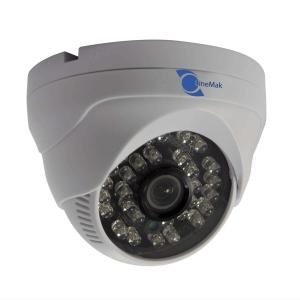 Camara tipo domo HD-CVI, CMOS 1/3, resolucion de 1Mp, 30pcs LED