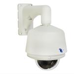 Camara para exteriores tipo domo PTZ alta velocidad, CCD SONY 480TV, ZOOM de 18x