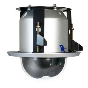 Camara tipo domo PTZ, Sensor CCD Sony 1/4, resolución 480TVL, Zoom 27X