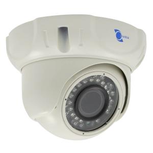Camara tipo domo, Sensor CCD Sony 1/3, 700TVL, 24 LEDs, 20m IR, UTC