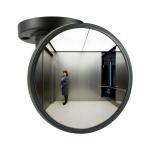 Camara oculta con forma de espejo convexo, 1/4 CCD HD 600TVL