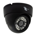 camara tipo domo, sensor hd digital 1/4, 700tvl, 24 led, 20m ir, ip66