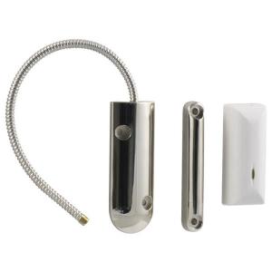 Contacto magnetico alambrico para puertas corredizas.
