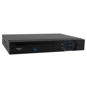 DVR 16 Canales, H264/G711A, VGA/BNC/HDMI, Pentaplex