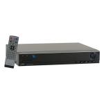 DVR de 8-Ch, Compresion H.264, Salidas VGA y HDMI, audio 4-Ch/1-Ch, D1
