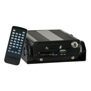 Video grabador digital para carro, 4 canales, resolucion D1, incluye GPS, a prueba de vibraciones.
