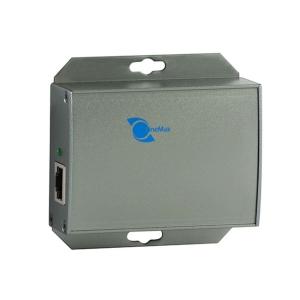 Dispositivo PoE un (1) canal, Norma IEEE 802.3af entre otras, 10BASE-T, 100BASE-TX(maximo 100m)