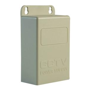 Fuente de poder resistente al agua, entrada 100-240V, Salida 12V / 2A