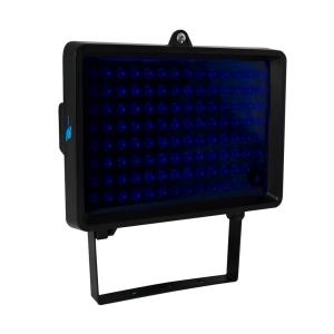 Lampara infrarroja metalica de 112 LEDs, 120 metros de distancia IR