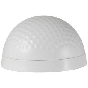 Microfono con forma de pelota de golf