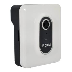 Mini camara IP, Sensor CMOS 1/4, resolucion 0.3Mp, MJPEG, P2P
