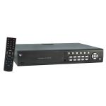 Video grabador en red NVR 16 canales de video/audio, resolucion 1080p, monitoreo por celular