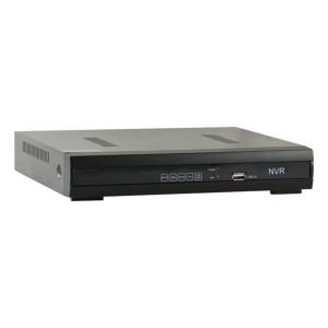 Video grabador en red NVR 8 canales de video/audio, resolucion 1080p, monitoreo por celular, WI-FI