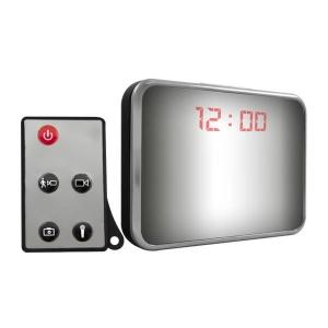 Reloj de mesa con camara oculta, Sensor CMOS, capacidad max 32Gb.