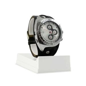 Reloj de pulsera con camara oculta, 1080p, microfono, capacidad 4gb