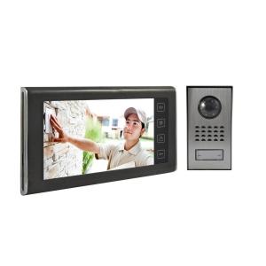 Video portero con pantalla LCD de 7 y camara con resolucion de 420TVL