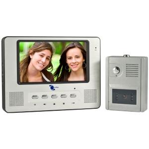 Video portero, pantalla LCD, camara con Sensor CMOS 1/3 y 420TVL