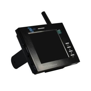 Video tester inalambrico LCD 3.5 a color para camaras de seguridad