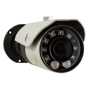 Linemak HD-MAK, Camara Bazuca IP, SONY CMOS, 2Mp, 8 LED, IK5/IP66, PoE